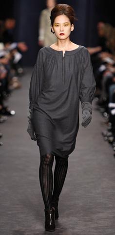 Derek Lam grey dress