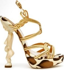 Christian Dior Goddess Heel