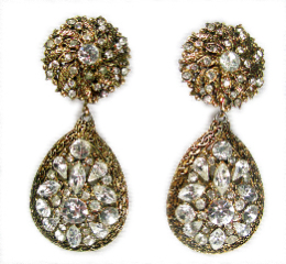 Florenza Teardrop Earrings
